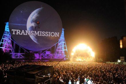 Live from Jodrell Bank